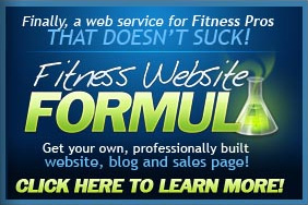 Fitness-web-design